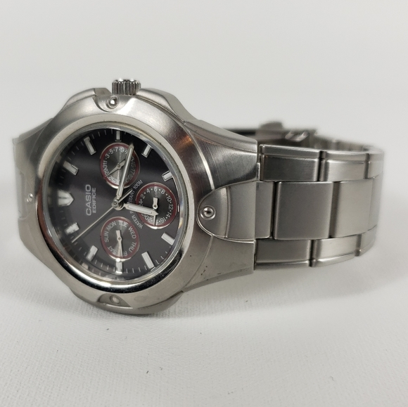 Casio Other - Casio Edifice Watch Stainless Steel
